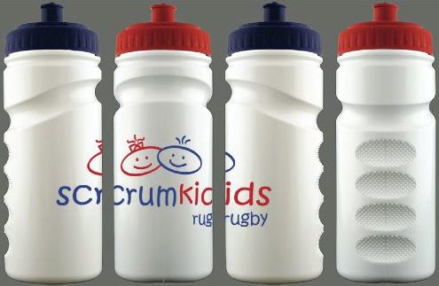 ScrumKids water bottle